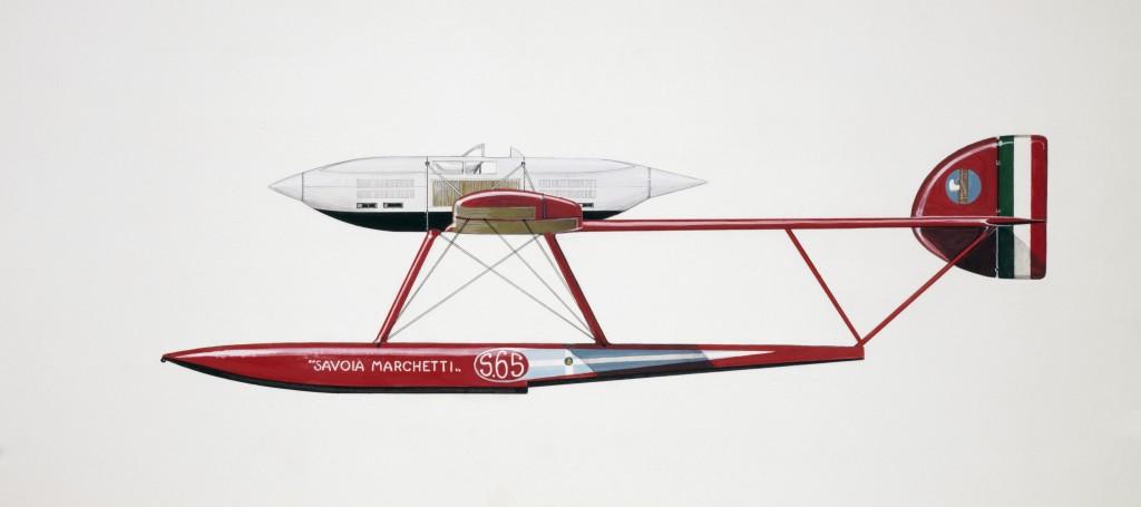 ITALY - AUGUST 02: Savoia-Marchetti S65 1929, (Bild: DeAgostini/Getty Images)