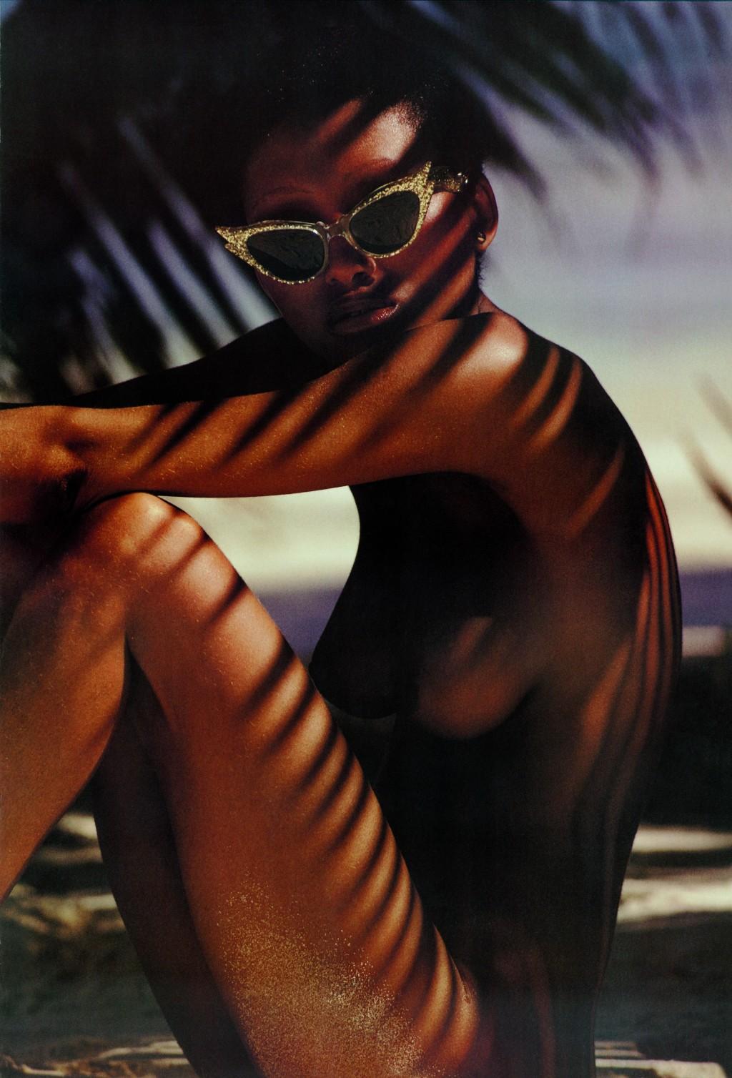 © Dal Calendario PIRELLI, 1974 di Hans Feurer