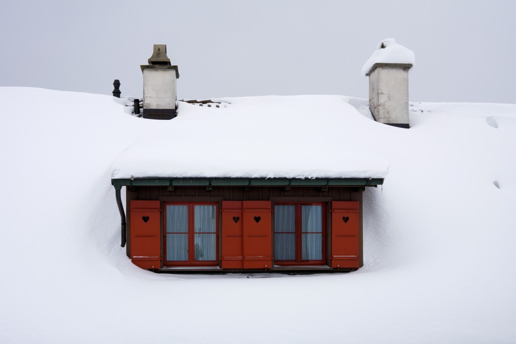 ** Fotowettbewerb KW 38 Thema Dächer ** Tatiana Morf