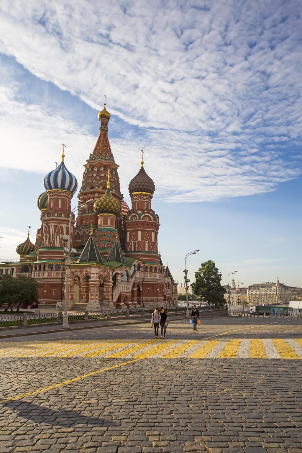 Basilius-Kathedrale in Moskau - Marcel Mayer X