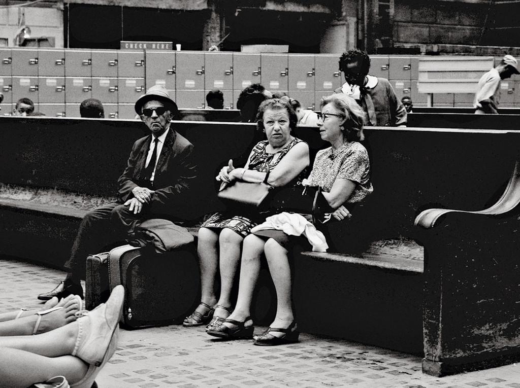 Central Station, 1967.