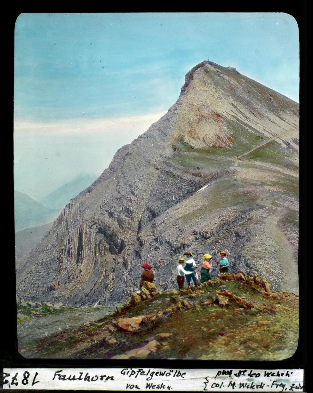 Gipfel, Gruppe von Personen