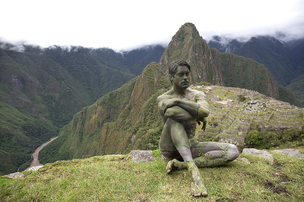 Machu Picchu Web