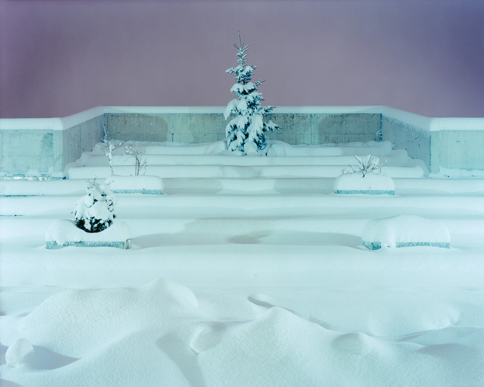 ** Colder / Jours Blancs ** Fotografien von Thomas Flechtner & François Schaer Wir nutzen für die Bildseite nur die Bilder von Thomas Flechtner (c) Thomas Flechtner (2016, Pro Litteris)