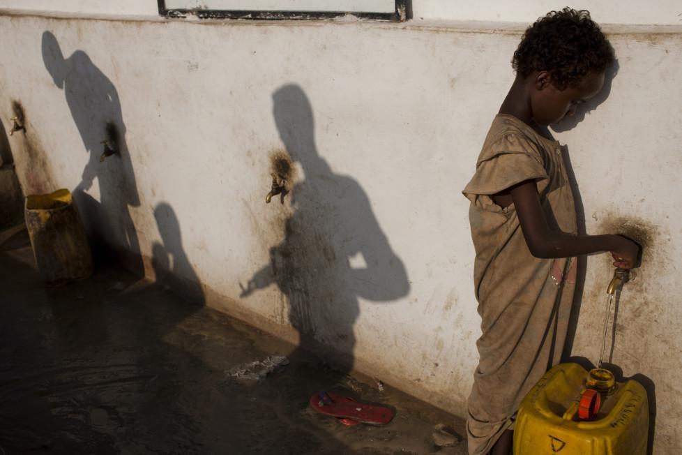 Somalia, Mogadishu, 2011.