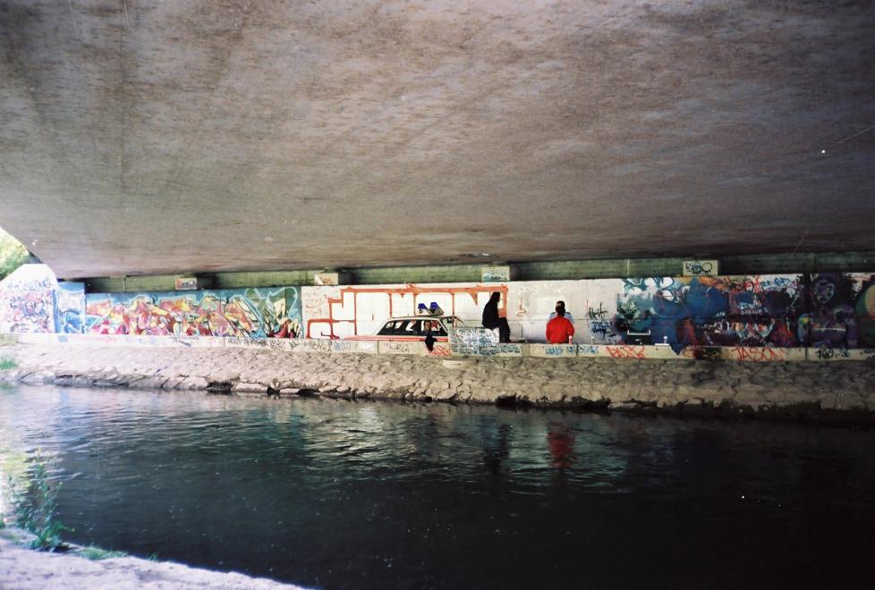 Graffiti in Zürich Text von Jean Marc Nia Credit: auf Buch verweisen Borsi macht einen Blog dazu