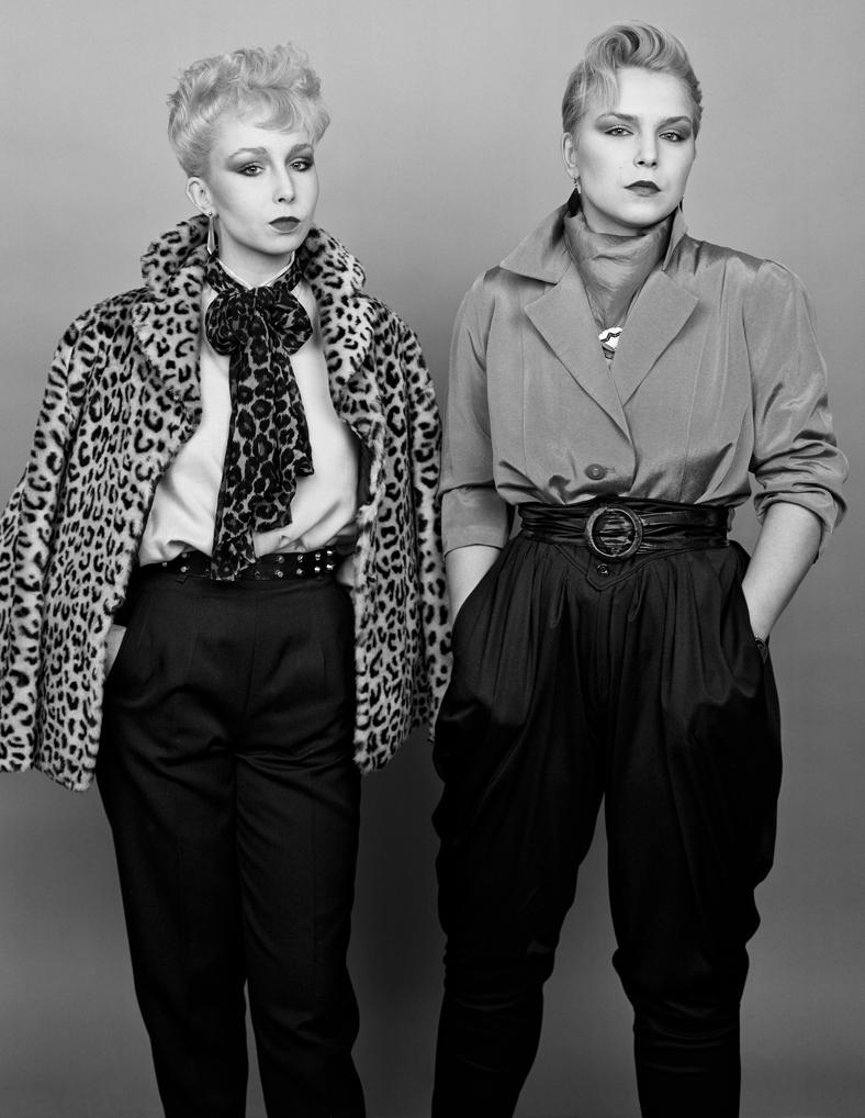 ** AS TIME GOES BY ** Lili & Franciska 1982