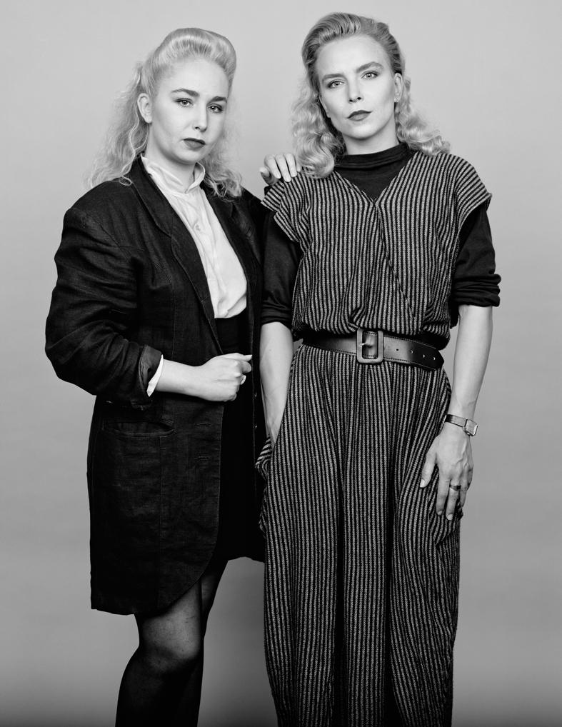 ** AS TIME GOES BY ** Lili & Franciska 1988