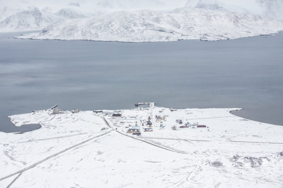 "Breinosa is seen from the research Zeppelin Observatory that is operated by operated by the Norwegian Polar Institute and Norwegian Institute for Air Research in Svalbard in Norway October 17, 2015. A Norwegian chain of islands just 1,200 km (750 miles) from the North Pole is trying to promote new technologies, tourism and scientific research in a shift from high-polluting coal mining that has been a backbone of the remote economy for decades. Norway suspended most coal mining on the Svalbard archipelago last year because of the high costs, and is looking for alternative jobs for about 2,200 inhabitants on islands where polar bears roam. Part of the answer may be to boost science: in Ny-Alesund, the world's most northerly permanent non-military settlement, scientists from 11 nations including Norway, Germany, France, Britain, India and South Korea study issues such as climate change. The presence of Norway, a NATO member, also gives the alliance a strategic foothold in the far north, of increasing importance after neighbouring Russia annexed Ukraine's Crimea region in 2014. REUTERS/Anna Filipova TPX IMAGES OF THE DAYPICTURE 01 OF 19 - SEARCH ""SVALBARD FILIPOVA"" FOR ALL IMAGES"