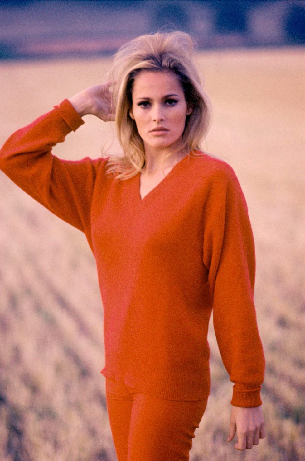 Mandatory Credit: Photo by Rex Features ( 9906A ) URSULA ANDRESS VARIOUS (FOTO:DUKAS/REX)