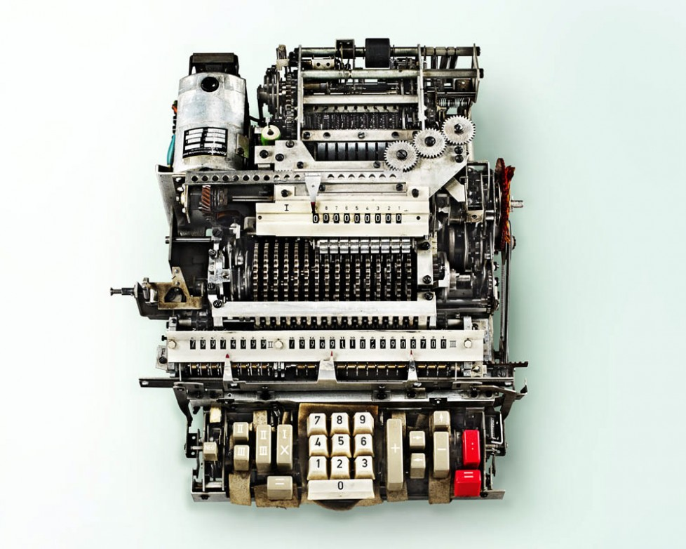 Calculating Machines from the 20th century