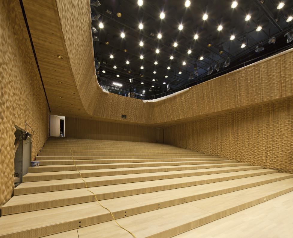 Elbphilharmonie, Hamburg, Kleiner Konzertsaal, 18.02.2016