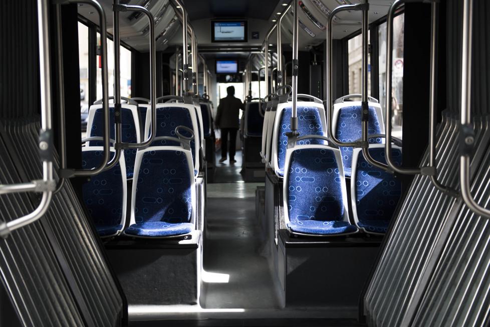 Buslinien 31 und 32 **Fotoblog** Bild 3 Linie 31 (Tamedia AG/Thomas Egli, 31.3.2016)