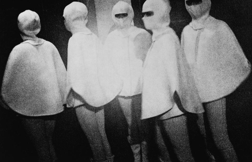 ** Provoke - Zwischen Protest und Performance Fotografie in Japan 1960 - 1975 ** Fotosmuseum Winterthur 28.5 - 28.8.2016 Yutaka Takanashi, aus der Serie Toshi-e (gegen die Stadt hin), 1969 (c) Yutaka Takansahi / Taka Ishii Gallery