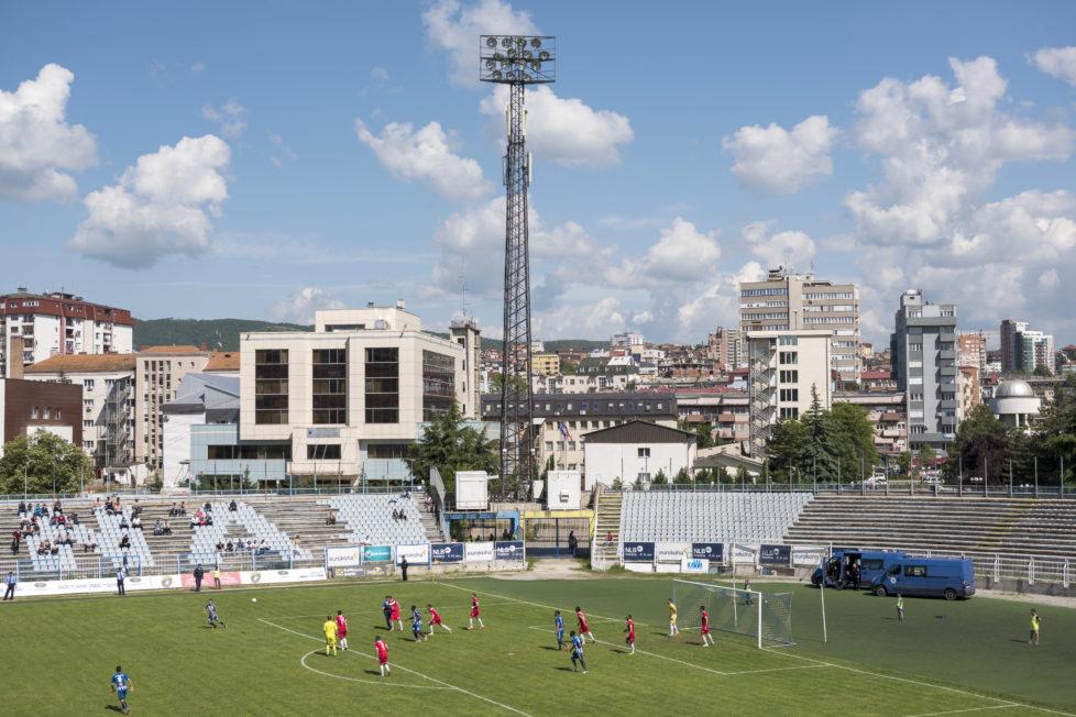 Unterwegs mit Arsim Hyseni, Präsident des FC Kosava Zürich, in seiner Heimat KOSOVO. LAND 22.05.2016 - 25.05.2016 (Tages-Anzeiger/Urs Jaudas)