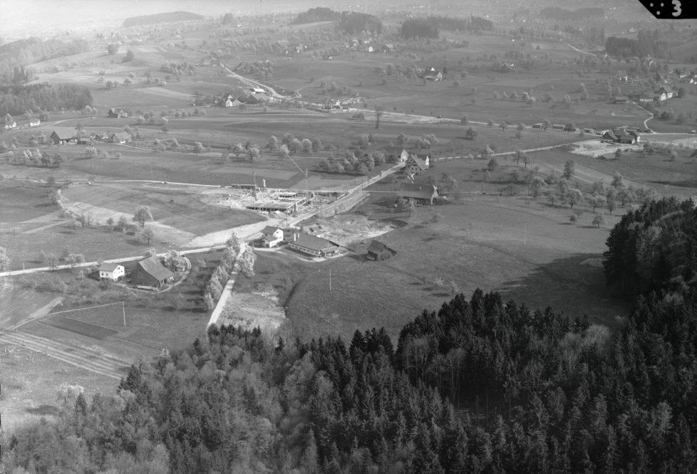 Autobahnbau der Nationalstrasse N3 bei XY