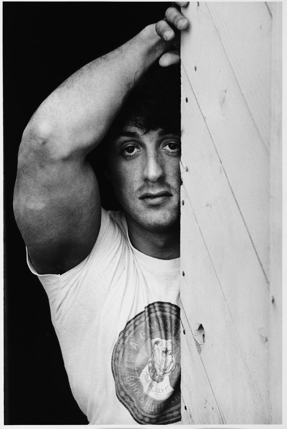 Portrait of actor Sylvester Stallone. (Photo by Alan Pappe/The LIFE Images Collection/Getty Images)