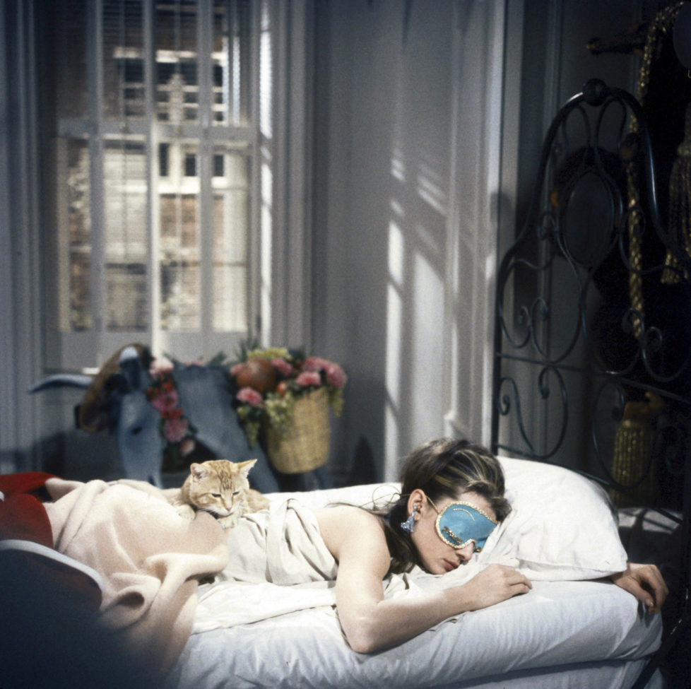 BREAKFAST AT TIFFANY'S 1961 DIRECTED BY BLAKE EDWARDS Audrey Hepburn (KEYSTONE/RUE DES ARCHIVES/DILTZ)