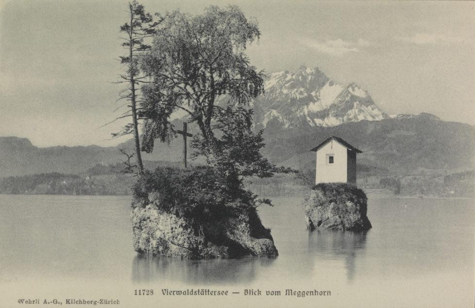 Vierwaldstättersee, Blick vom Meggenhorn