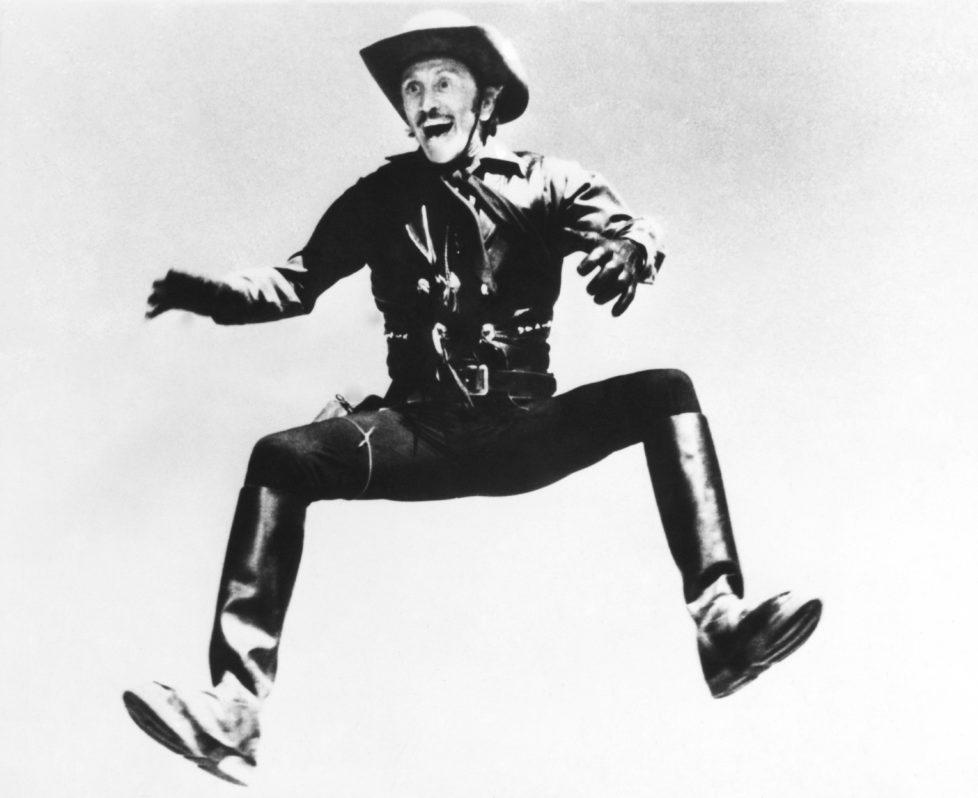 UNSPECIFIED - JANUARY 01: Kirk Douglas As Cactus Jack. 1979 (Photo by Keystone-France/Gamma-Keystone via Getty Images)