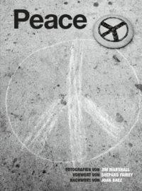 ** Peace ** fotografiert von Jim MarshallBuchcover