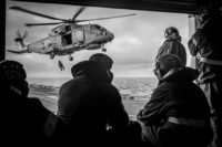 WINNERS OF THE ROYAL NAVY PHOTOGRAPHIC COMPETITION ANNOUNCED
