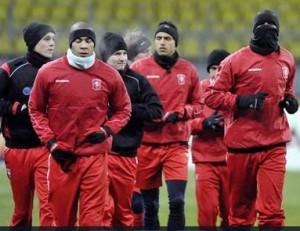 Twente friert in Moskau