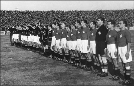 Spanien - Schweiz 1941