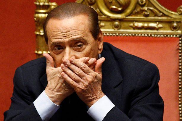 Italian Prime Minister Silvio Berlusconi-1401596