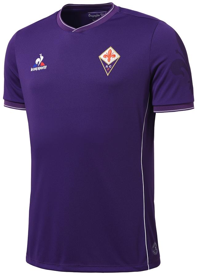 AC Fiorentina, Maglia 2015/2016