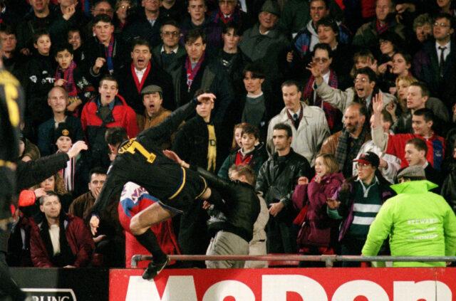Cantona vs Crystal Palace (2)